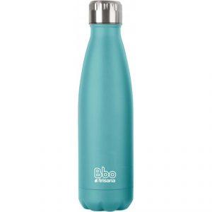botella de agua acero